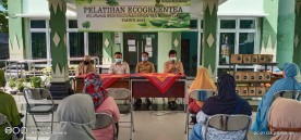 Pelatihan Ecogreentea Kelurahan Brontokusuman