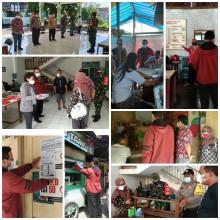 Dukung Penerapan PPKM Darurat Covid19, Kelurahan Brontokusuman melaksanakan Patroli GIAT PPKM