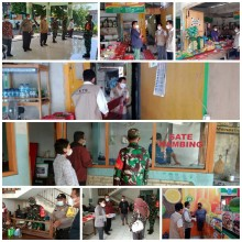 Kelurahan Brontokusuman Gencarkan Sosialisasi PPKM Darurat Covid-19 bagi Pelaku Usaha